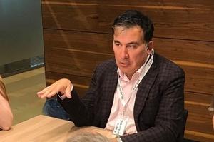 Зеленський виключив Саакашвілі з Коордради з вирішення проблемних питань містобудування
