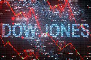 Dow Jones встановив новий рекорд на тлі схвалення Сенатом антикризового пакету