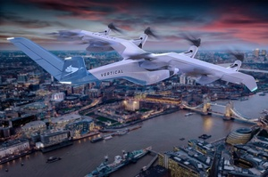 Rolls-Royce випускатиме електросистеми для аеротаксі Vertical Aerospace