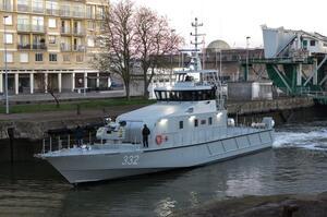 Україна візьме 116 млн євро кредиту у Франції на закупівлю катерів для охорони морських кордонів