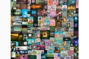 На аукціоні продали електронну картину художника Beeple за рекордні $69 млн
