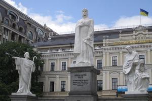 ВЕФ після критики Порошенка припинив називати княгиню Ольгу засновницею Росії