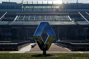 Renault продає свою частку в Daimler за 1,2 млрд євро