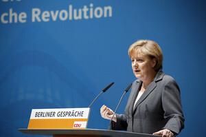 Партія Меркель поступилася «зеленим» і соціал-демократам у двох ключових областях – екзитпол