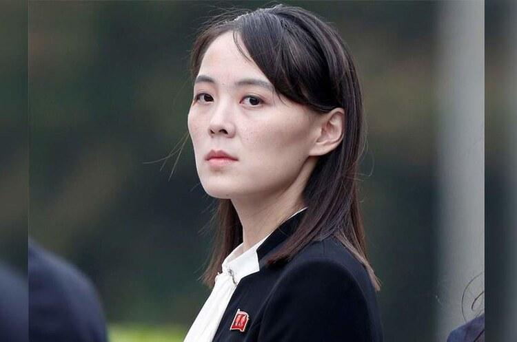 Сестра Кім Чен Ина різко закликала США та Південну Корею припинити військові навчання