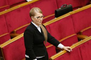 Моя пропозиція про коаліцію з «Батьківщиною» залишається на столі у «Слуги народу» – Тимошенко