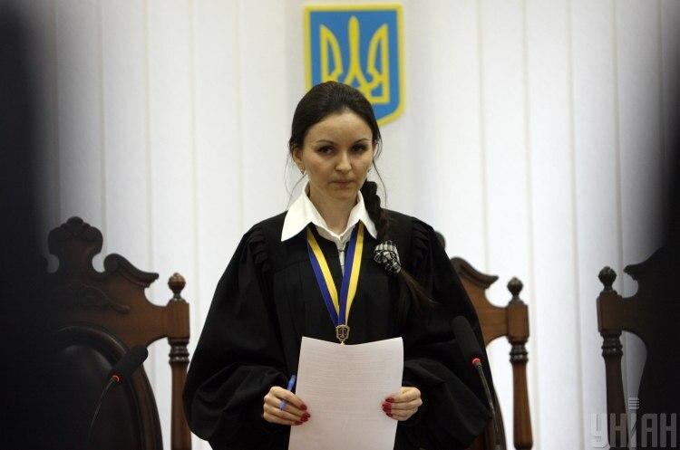 Верховний суд скасував указ про звільнення судді Оксани Царевич