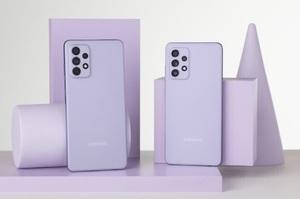Samsung представила бюджетні смартфони Galaxy A52 і А72 з підтримкою 5G