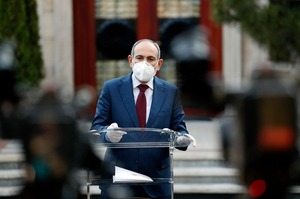 Пашинян оголосив дату позачергових парламентських виборів у Вірменії