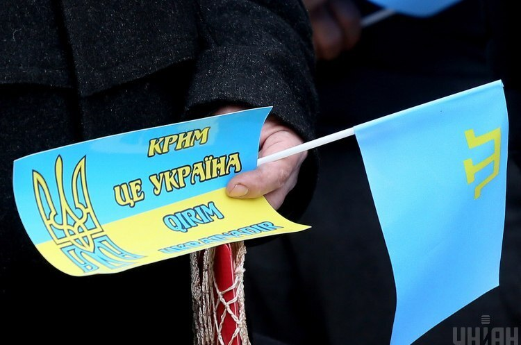Відсьогодні українці не зможуть володіти землею в тимчасово окупованому Криму