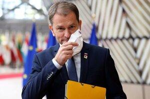 Прем'єр-міністр Словаччини готовий піти у відставку через те, що закупив «Спутнік V»