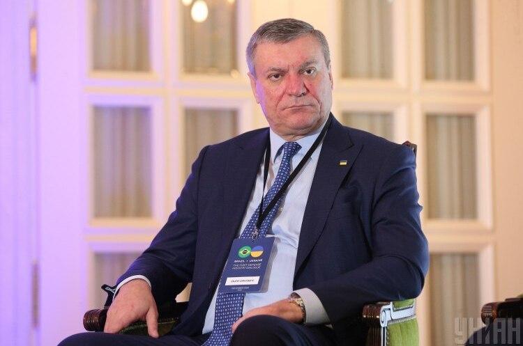 Уруський задекларував 2,6 млн грн доходів за 2020 рік
