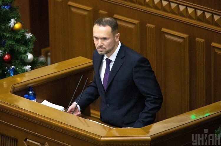 Шкарлет задекларував 940 000 грн доходів за 2020 рік