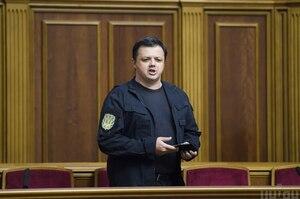 СБУ затримала ексдепутата Семена Семенченка за організацію «приватної військової компанії»