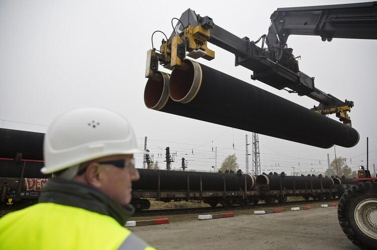 В «Газпромі» заявили, що «Північний потік – 2» однозначно буде завершений цього року