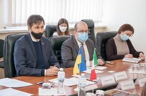 Україна та Італія розширюють співпрацю в космічній сфері