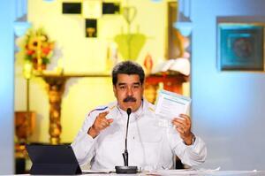 Мадуро запропонував оплачувати поставки вакцин проти COVID-19 в Венесуелу нафтою