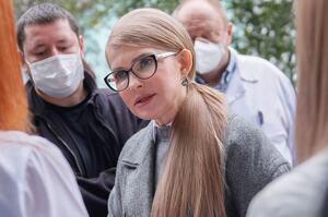 Тимошенко задекларувала $5,5 млн готівкою