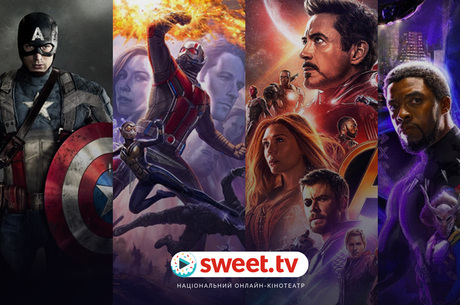 SWEET.TV розповів, які фільми українці будуть дивитися в квітні