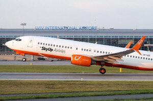 Державіаслужба дозволила SkyUp літати зі Львова до Баку