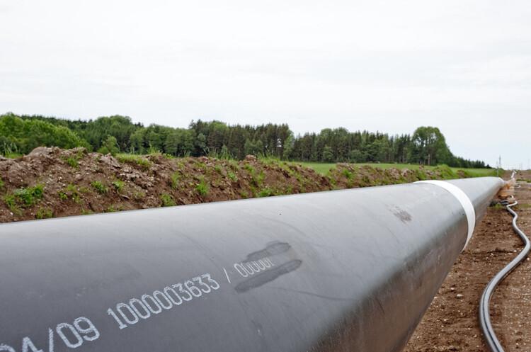 Європа за квартал купила рекордний за три роки обсяг російського газу