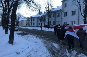 У березні в Білорусі було більше тисячі затримань за політичними мотивами