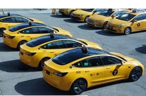 Витрати на обслуговування Tesla Model 3 в якості таксі нижчі, ніж для автомобілів з ДВЗ