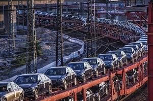 У березні продажі автомобілів у Британії зросли вперше за вісім місяців