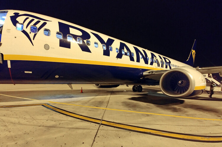 Ryanair скоротив прогноз збитків на рік