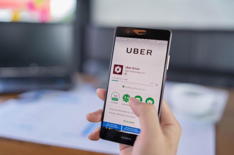 В АМКУ підозрюють Uber, Bolt і Uklon в змові через завищені ціни на таксі у Києві