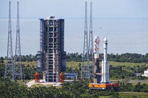 Китай починає будівництво п'ятого ракетного стартового майданчика