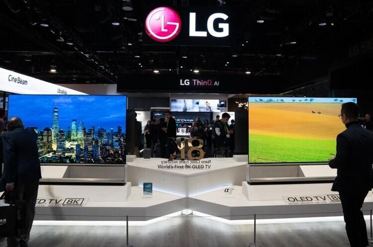 LG буде підтримувати свої флагманські смартфони новою ОС після закриття підрозділу