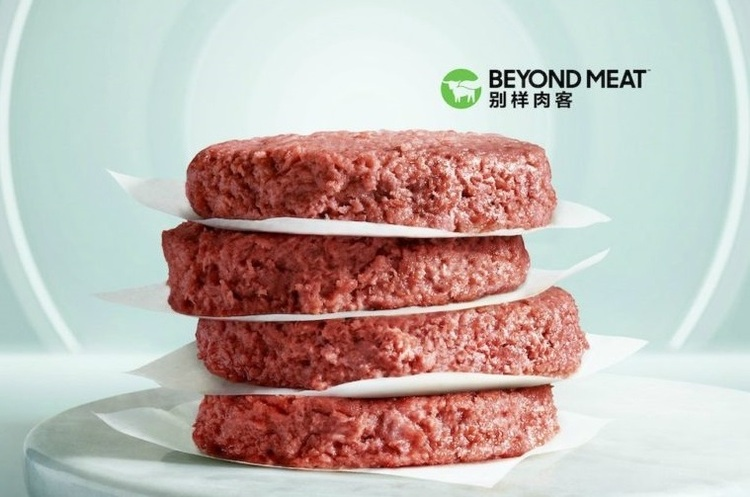 Виробник рослинного м'яса Beyond Meat відкриває свою першу фабрику в Китаї