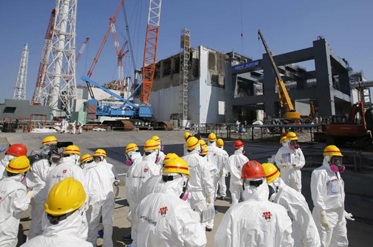 Уряд Японії вирішив скинути очищену радіоактивну воду з «Фукусіми» в океан