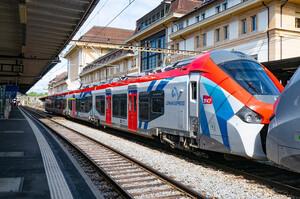 Французька залізниця замовила 12 водневих поїздів