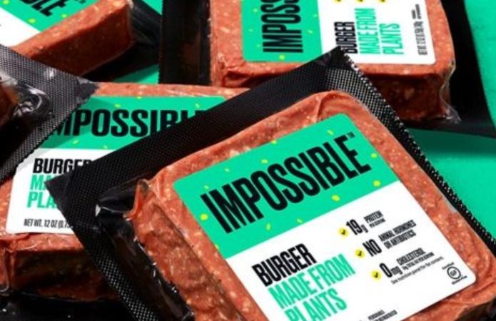 Виробник рослинного м'яса Impossible Foods націлився на IPO і розраховує на оцінку в $10 млрд