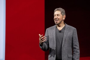 Капітал глави розробника хмарних технологій Oracle ненадовго перевищив $100 млрд