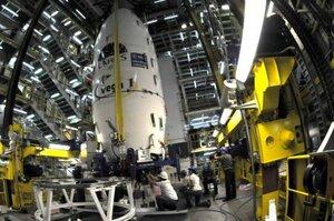 «Південмаш» замовив у запорізького підприємства сталь на 74 млн грн