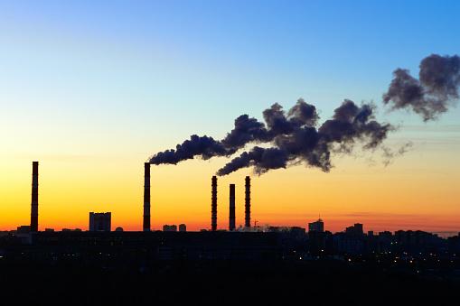 Виконання плану скорочення викидів від теплоелектростанцій необхідно виносити на РНБО – «Донбасенерго»