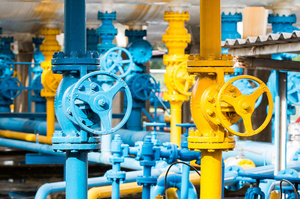 Запаси газу в українських ПСГ від початку опалювального сезону скоротилися в 1,8 раза