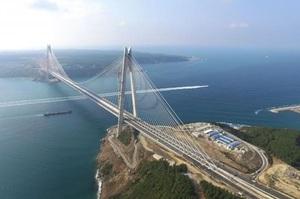 Китайські компанії мають намір купити в Туреччині міст через Босфор