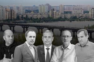 Метры раздора: какие стройки Киева сейчас наиболее проблемные