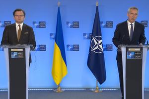 Питання вступу Україну в НАТО вирішуватиме не Росія – Столтенберг
