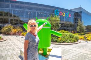 Акції Google зростають, завдяки чому статки його засновників перевищили $100 млрд