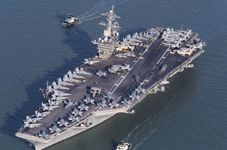 Росія попереджає військові кораблі США триматися подалі від Криму «для їхнього ж блага»