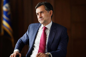 Кабмін призначив Любченка головою Податкової терміном на 5 років