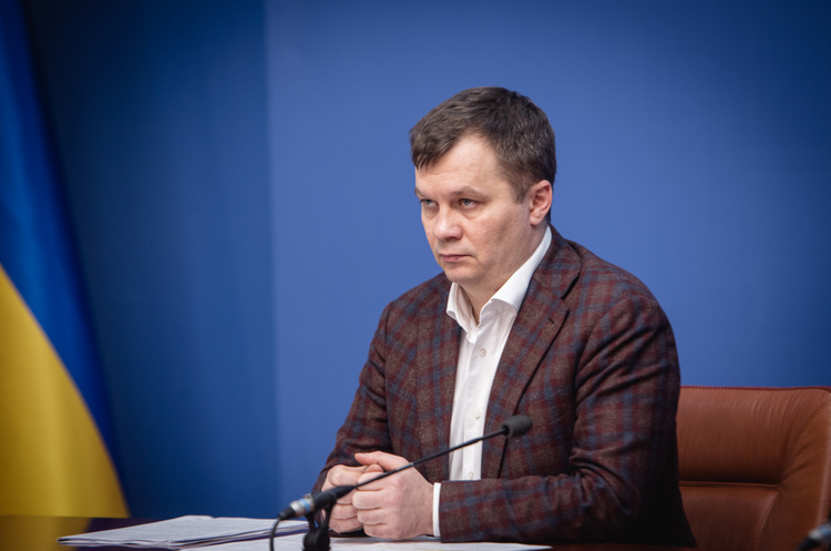 Милованова призначили тимчасовим керівником Нацфонду інвестицій