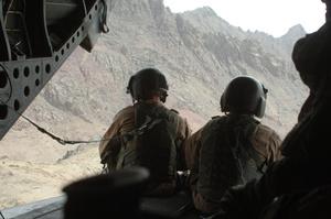 «Пора покласти край вічній війні»: США почнуть виводити війська з Афганістану 1 травня