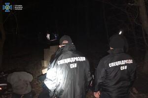 СБУ попередила масштабну контрабанду тютюну з Росії та ОРДЛО