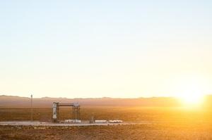 Blue Origin Джеффа Безоса провела фінальне безпілотне випробування ракети New Shepard
